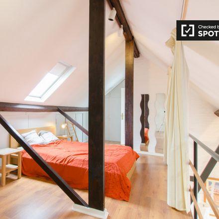 Rent this 2 bed apartment on Rue du Nord - Noordstraat 48 in 1000 Ville de Bruxelles - Stad Brussel, Belgium