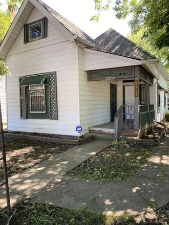 Rent this 3 bed house on 2509 East 10th Street in Indianapolis, IN 46201