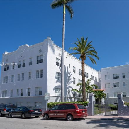 Rent this 2 bed house on 700 Euclid Avenue in Miami Beach, FL 33139