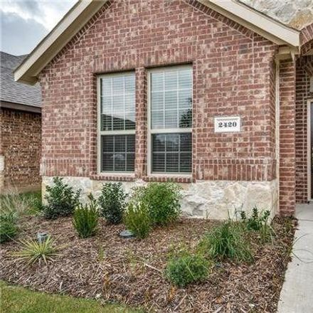 Rent this 4 bed house on Elm Dr in Aubrey, TX