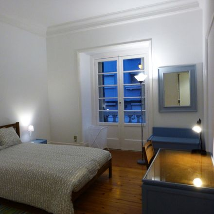 Rent this 6 bed room on Av. Praia da Vitória 77A in 1050-055 Lisboa, Portugal