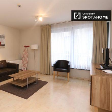 Rent this 1 bed apartment on Rue de Malines - Mechelsestraat 20 in 1000 Brussels, Belgium