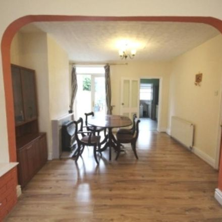 Rent this 3 bed house on Regent Street in Kettering NN16 8RN, United Kingdom