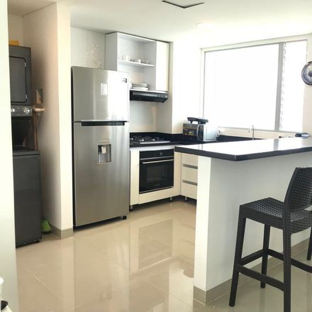 Rent this 3 bed apartment on Sonesta in Vía al Mar, Dique