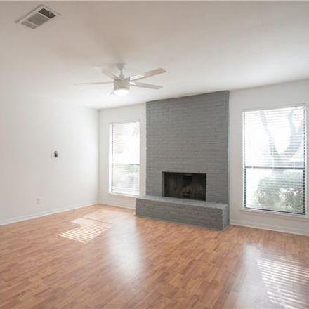 Rent this 3 bed duplex on 3212 Tamarron Boulevard in Austin, TX TX 78745