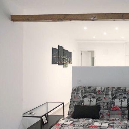 Rent this 0 bed apartment on Calle de Berruguete in 41, 28001 Madrid