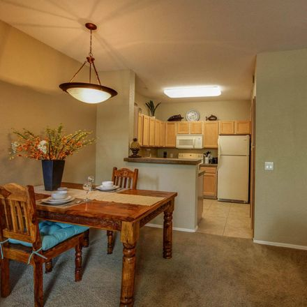 Rent this 1 bed condo on 1500 E Pusch Wilderness Dr in Tucson, AZ