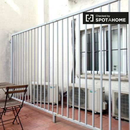 Rent this 0 bed apartment on Calle de San Carlos in 3, 28012 Madrid