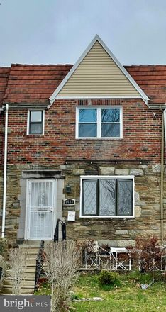 Rent this 4 bed townhouse on 1407 East Upsal Street in Philadelphia, PA 19150