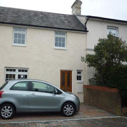 Rent this 2 bed house on Bedford Road in Tunbridge Wells TN4 0HR, United Kingdom