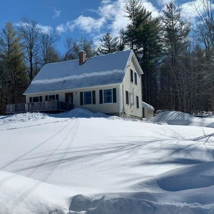 Rent this 3 bed house on 1383 Route 123 North in Stoddard, NH 03464