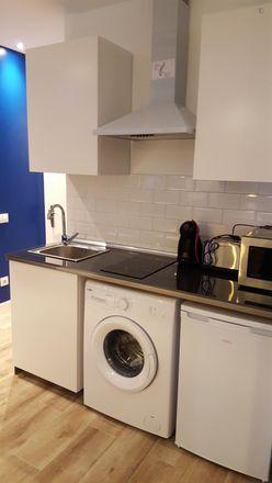 Rent this 1 bed apartment on Centro de Estudios Delicias in Paseo de las Delicias, 28001 Madrid