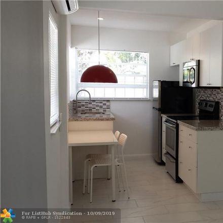 Rent this 1 bed duplex on 1077 Northeast 32nd Street in Oakland Park, FL 33334