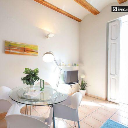 Rent this 1 bed apartment on Carrer del Convent de Jerusalem
