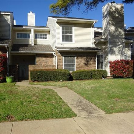 Rent this 2 bed condo on 836 Creekside Drive in Lewisville, TX 75067