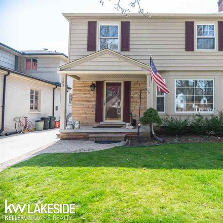Rent this 4 bed apartment on Mount Vernon Ave in Grosse Pointe, MI