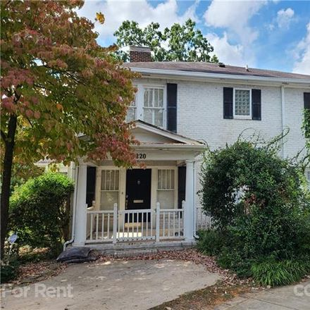 Rent this 2 bed duplex on 2220 Charlotte Drive in Charlotte, NC 28203