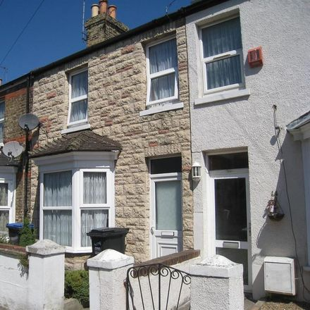 Rent this 2 bed house on Buckingham Road in Margate CT9 5SE, United Kingdom