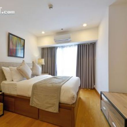 Rent this 1 bed apartment on Wildflour in Plaza Drive, Makati