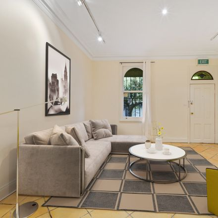 Rent this 3 bed townhouse on 116 Fitzroy Street