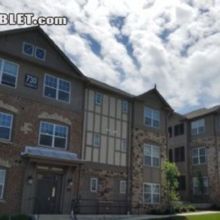 Rent this 1 bed apartment on 778 North Walnut Street in Bloomington, IN 47404