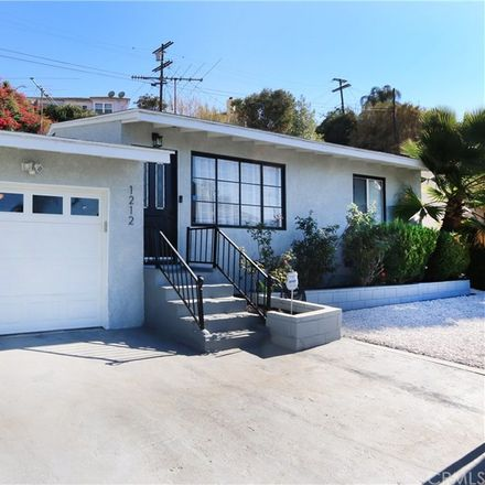 Rent this 2 bed house on Stone St in Los Angeles, CA