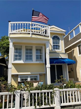 Rent this 6 bed duplex on 123 30th Street in Newport Beach, CA 92663