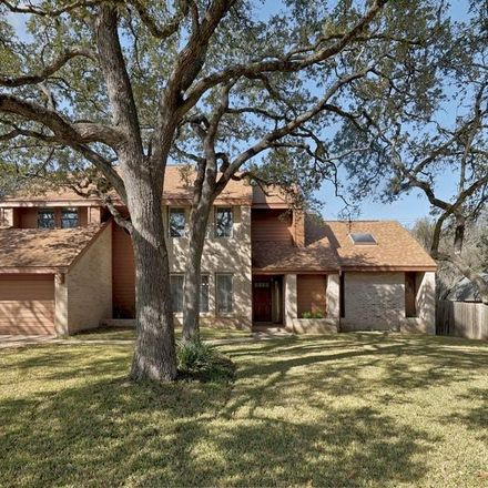 Rent this 4 bed house on Chateau Hill in Austin, TX