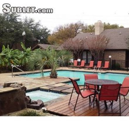 Rent this 1 bed townhouse on Sun Glow Drive in Arlington, TX 76006