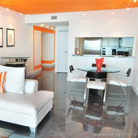 Rent this 2 bed condo on Bentley Bay South Tower in 540 West Avenue, Miami Beach