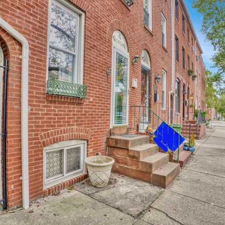 Rent this 3 bed townhouse on 2928 Elliott Street in Baltimore, MD 21224