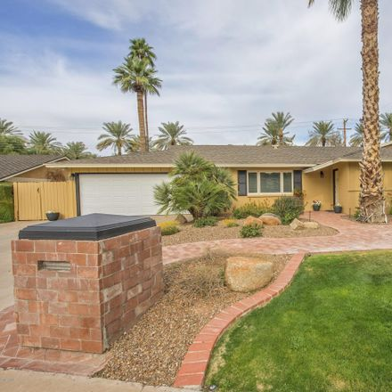 Rent this 4 bed house on 4406 North Dromedary Road in Phoenix, AZ 85018