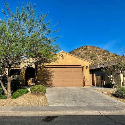 Rent this 3 bed house on 30347 North 71st Avenue in Peoria, AZ 85383