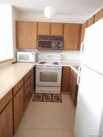 Rent this 1 bed condo on 402 Koauka Loop in Aiea, HI