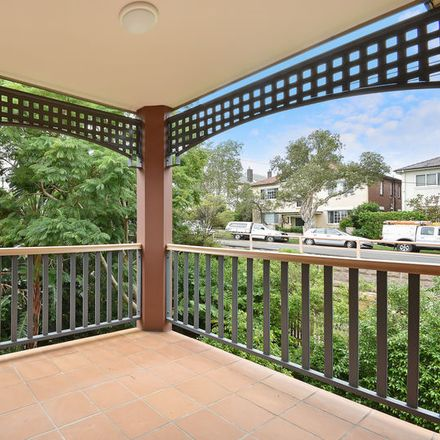 Rent this 2 bed apartment on 14/64 Cremorne Road