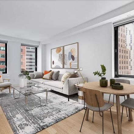 Rent this 1 bed apartment on 29 Cliff Street in New York, NY 10038