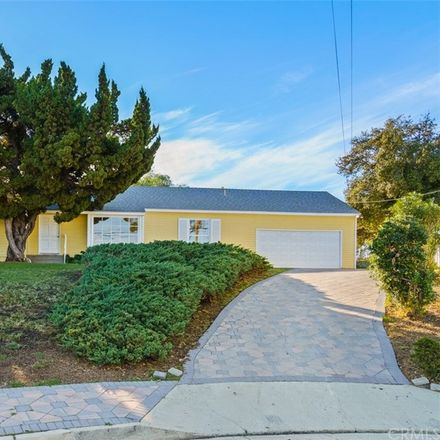 Rent this 3 bed house on 20 Surrey Lane in Rancho Palos Verdes, CA 90275