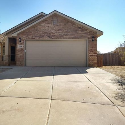 Rent this 3 bed apartment on 914 Mays Drive in Midland, TX 79706