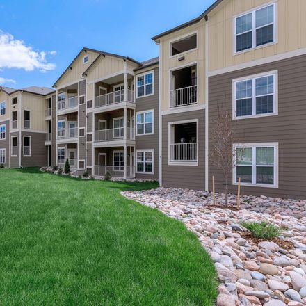 Rent this 2 bed apartment on 1399 Fountain Mesa Road in Fountain, CO 80817
