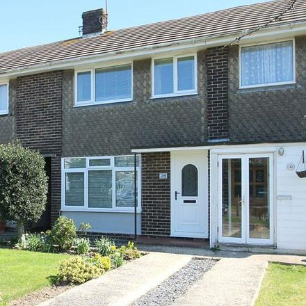 Rent this 3 bed house on Grafton Gardens in Lancing BN15 9SW, United Kingdom