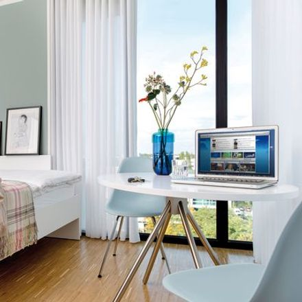 Rent this 1 bed apartment on The Flag - Serviced Apartments in Gneisenaustraße 24, 80992 Munich