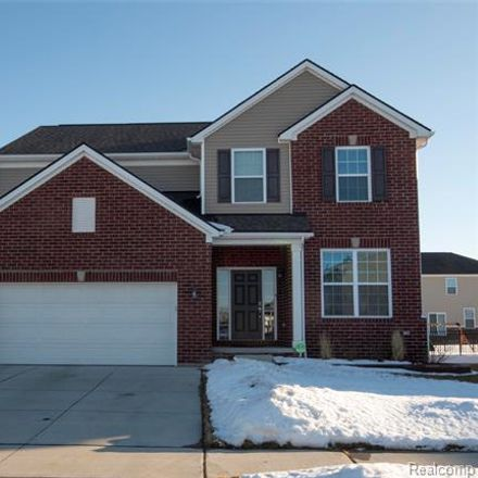 Rent this 4 bed house on 24068 Dartmoor Drive in Macomb Township, MI 48042