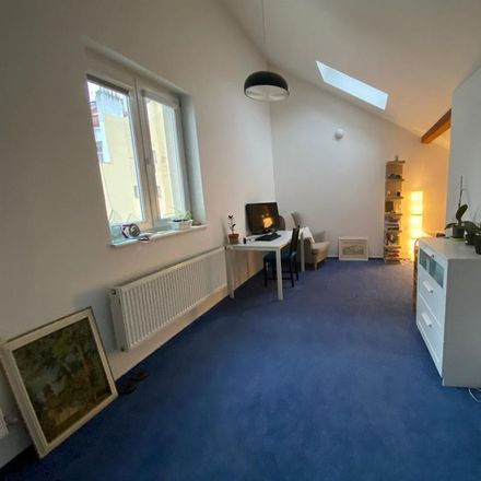 Rent this 1 bed room on Šaldova 337/15 in 186 00 Prague, Czech Republic