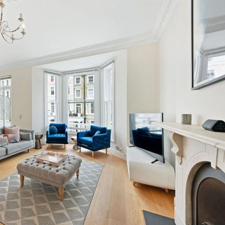 Rent this 3 bed apartment on London Lodge Hotel in 134-136 Lexham Gardens, London W8 6QH