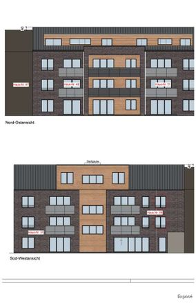 Rent this 2 bed apartment on Gronau in NORTH RHINE-WESTPHALIA, DE
