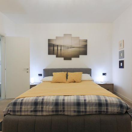 Rent this 1 bed apartment on Via Pinerolo in 20151 Milan Milan, Italy