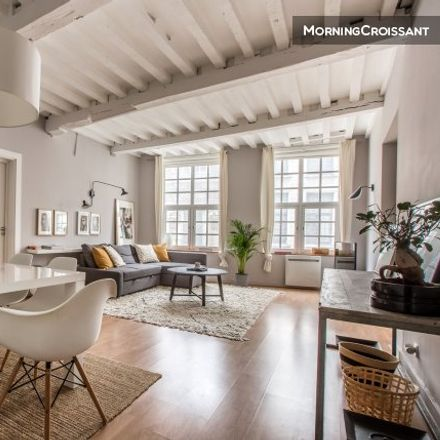Rent this 3 bed apartment on 11 Rue des Trois Couronnes in 59000 Lille, France