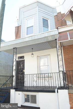 Rent this 3 bed townhouse on 4433 North Bancroft Street in Philadelphia, PA 19140