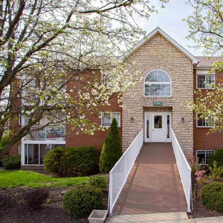 Rent this 2 bed townhouse on Crossbow Ct in Florence, KY