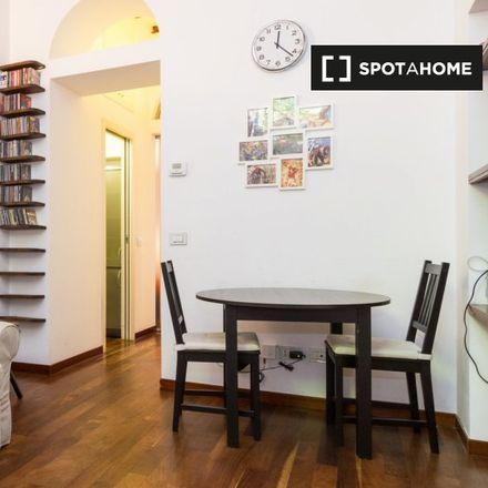Rent this 1 bed apartment on Bastioni di Porta Volta in 20154 Milan Milan, Italy
